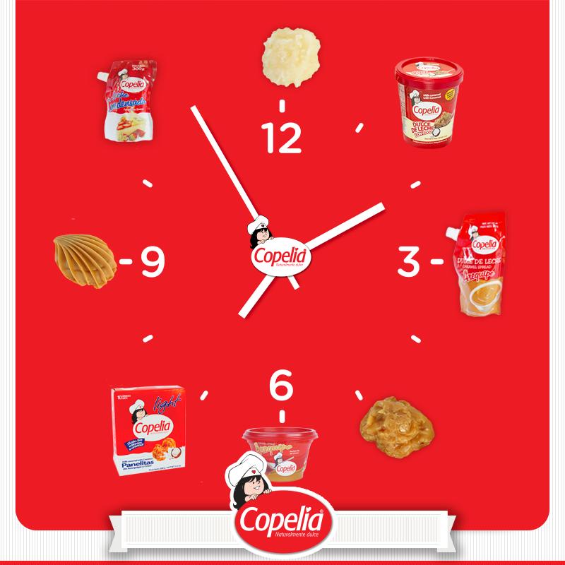 ¡Elige tú hora preferida y #DiviérteteConCopelia! www.alimentoscopelia.com