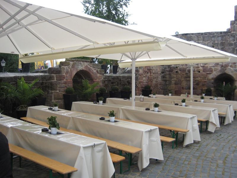 Industrial Umbrellas And Patio | Large Commercial Patio Umbrellas From  Uhlmann E.K.