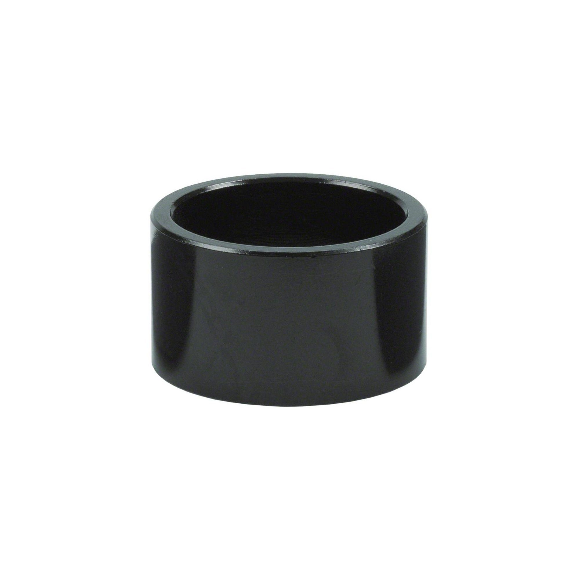 New Wheels Manufacturing 20mm 1-1//8  Headset Spacer Black Each