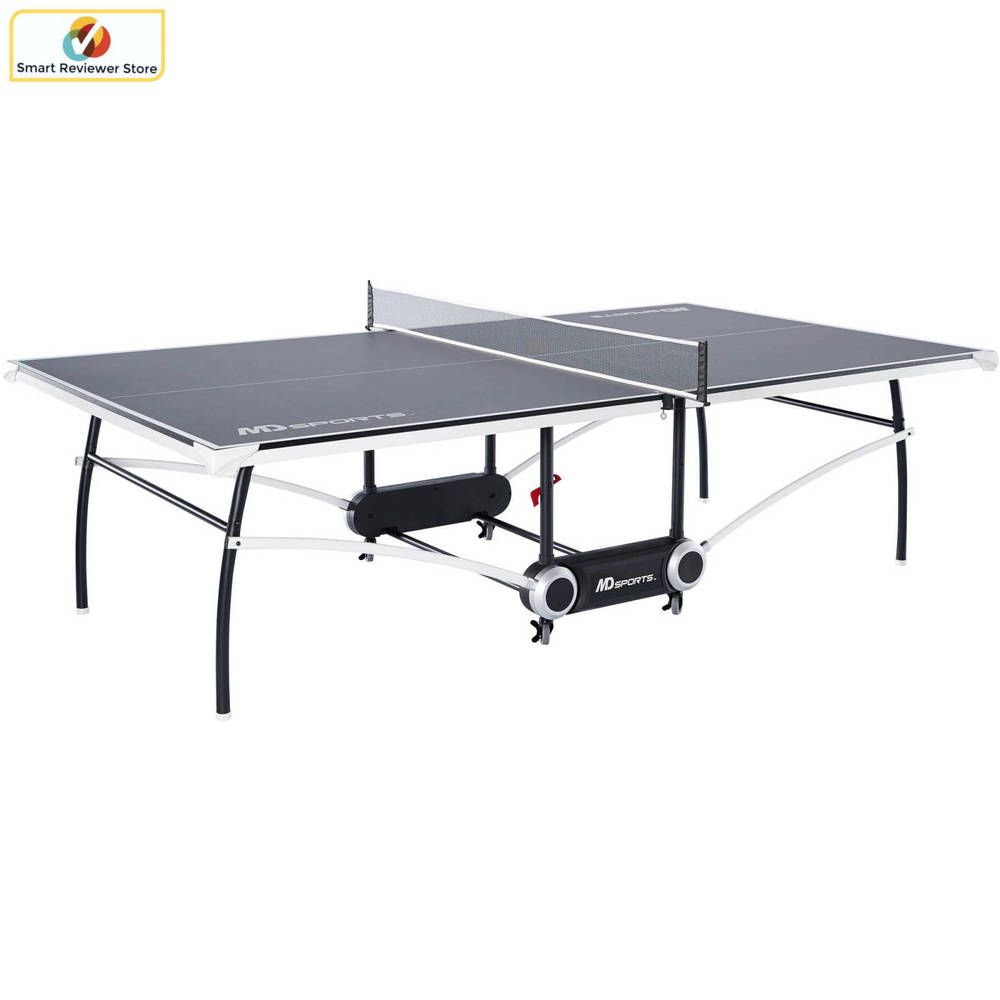 Official Size Tennis Table Indoor Outdoor Ping Pong Tennis