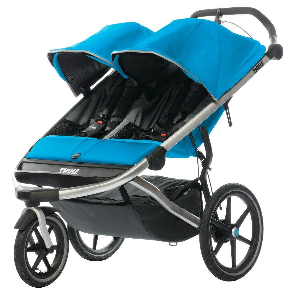 Thule Urban Glide 2 Stroller Thule Blue See how you can