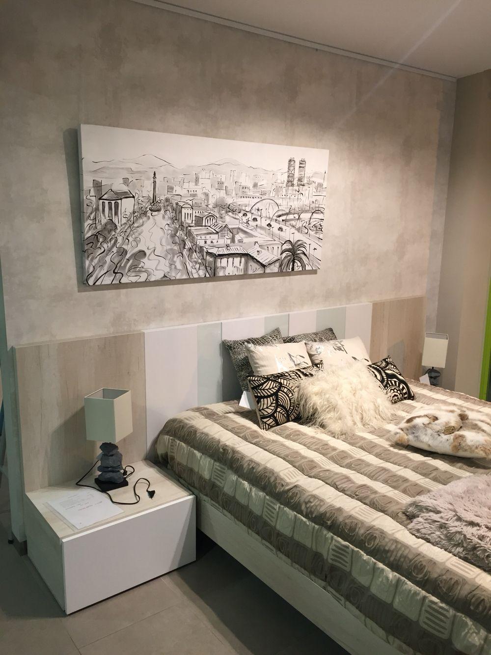 Novedades en dormitorios de matrimonio. Muebles Lagrama   Expo ...