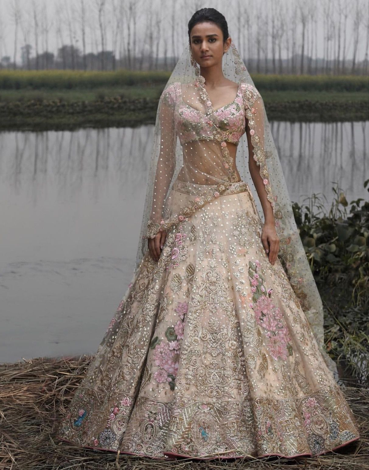 cb1ce97f14 Pinterest krutichevli indian wedding outfits pakistani dresses bridal also  best reception lehenga images rh