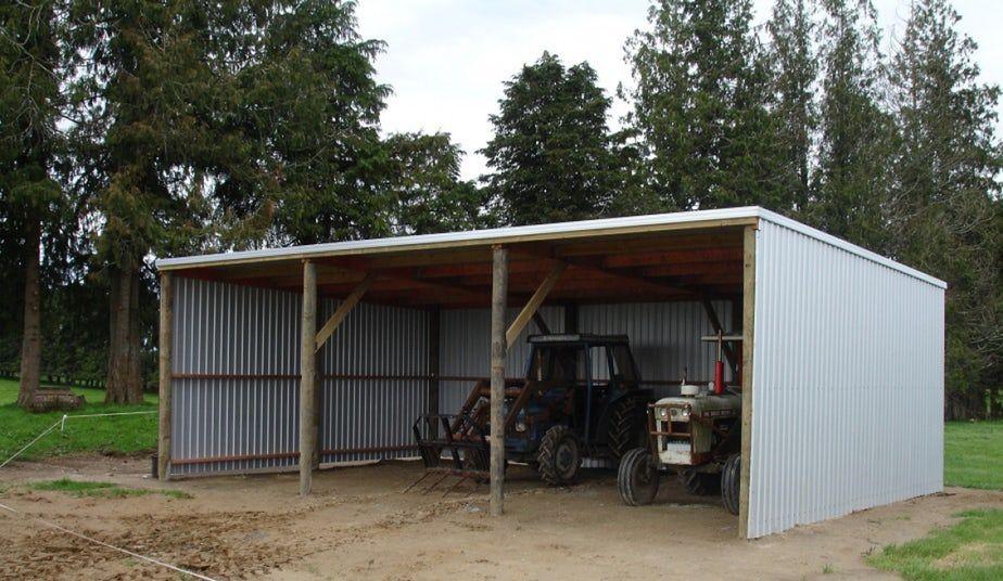 Leanto Lean to, Farm buildings, Storage shelters