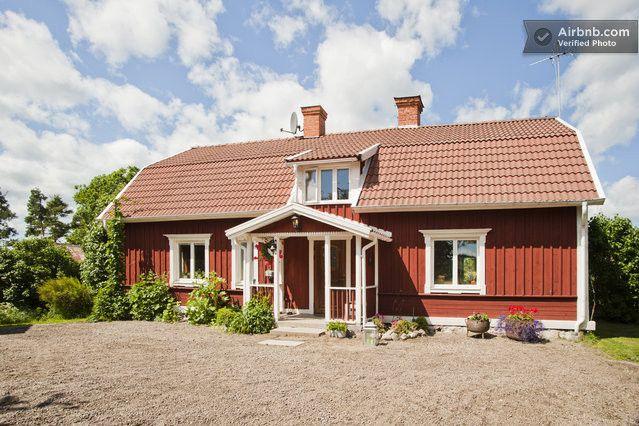 Swedish countryside paradise in LUNDA
