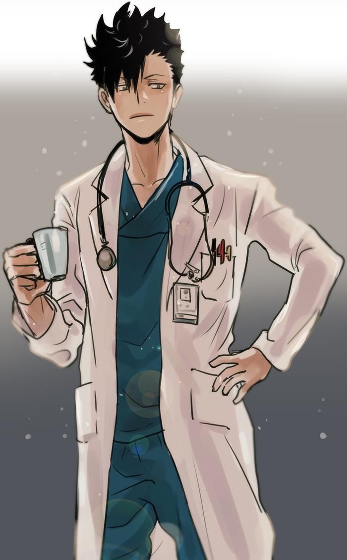 Картинки арт врач