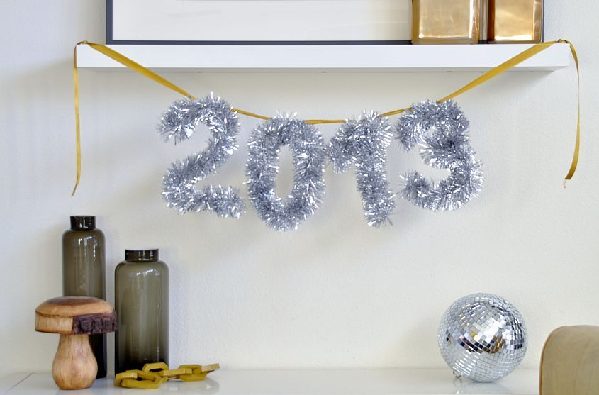 Simple Sparkly New Years Eve Project New years eve