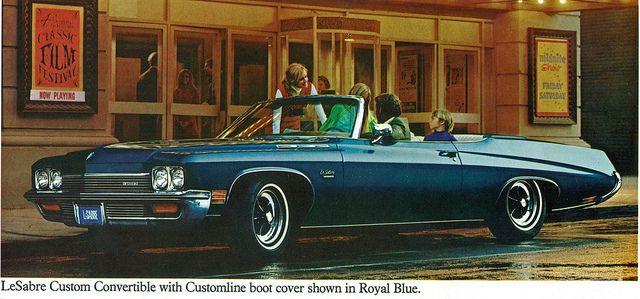 1972 Buick Lesabre Custom Convertible Buick Lesabre American Classic Cars Buick