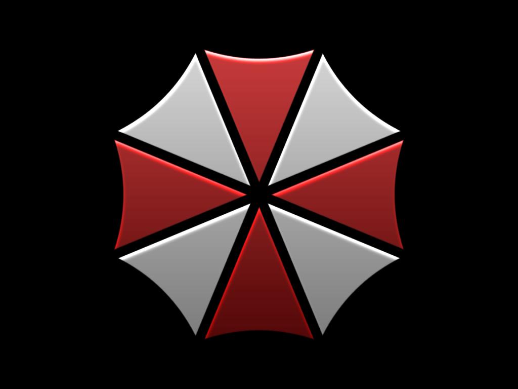 Umbrella Corporation Logo Seni