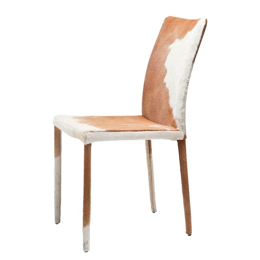 Stuhl Vacco - Braunes Fell | felle | Pinterest | Stuhl, Braun und Möbel