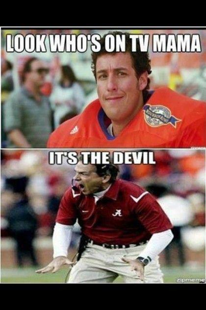 Lsu Vs Alabama Funny Facebook Pictures 2012 Photos Alabama Football Funny College Football Memes Lsu