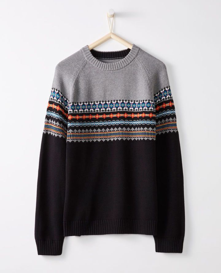Hanna Andersson Twilight Fair Isle Sweater | Products | Pinterest ...