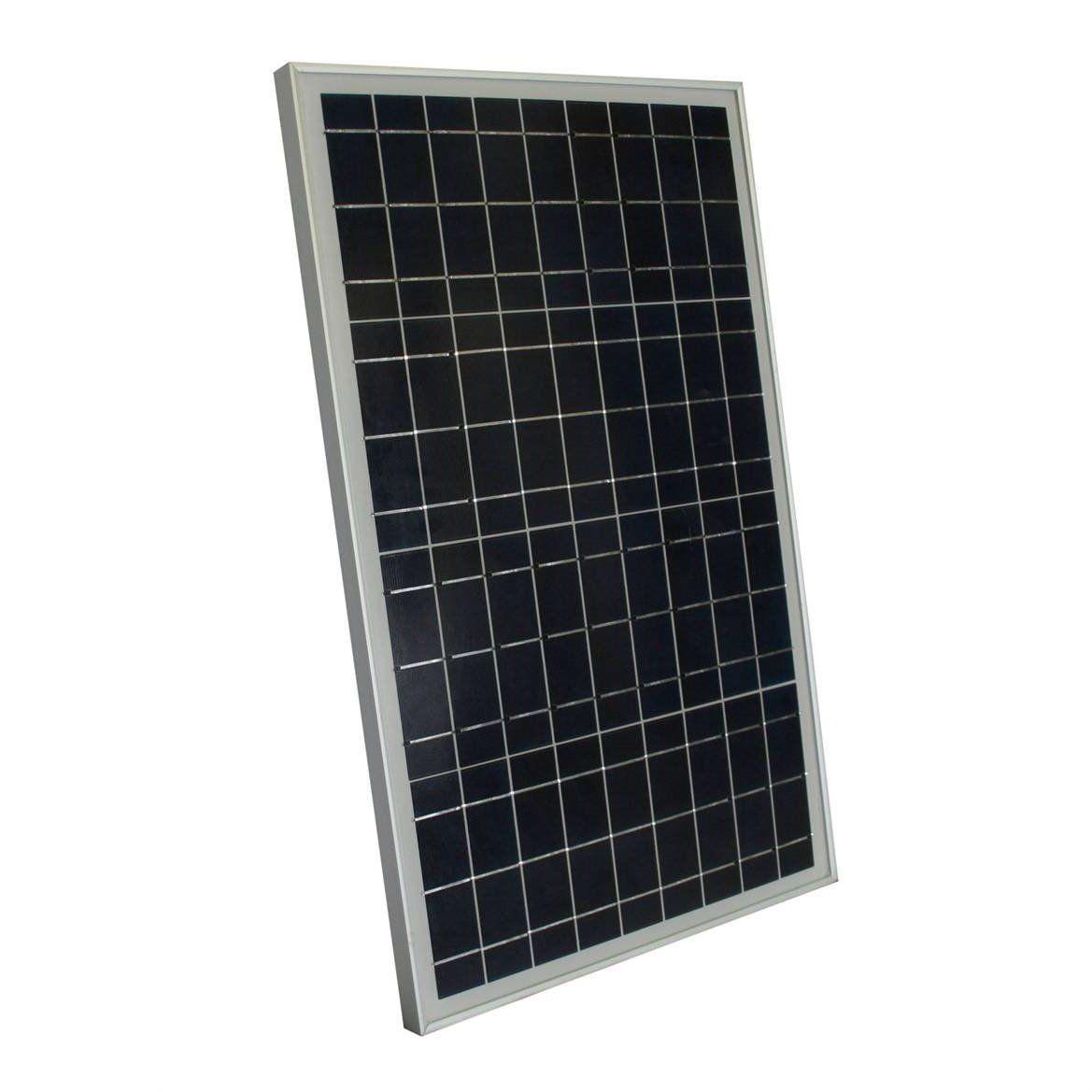 30 Watt Solar Panel 12 Volt Battery Charger For Boat Rv Back Up Off Grid Offgridliving