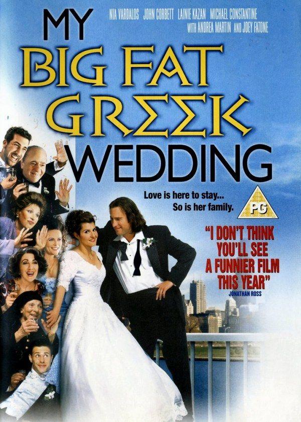 My Big Fat Greek Wedding    2002 Movie Posters Classic /& Vintage Cinema