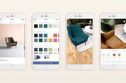Design Your Living Room App Custom Anthropologie Hands You Ar And Cgi Tools To Design Your Living Decorating Inspiration