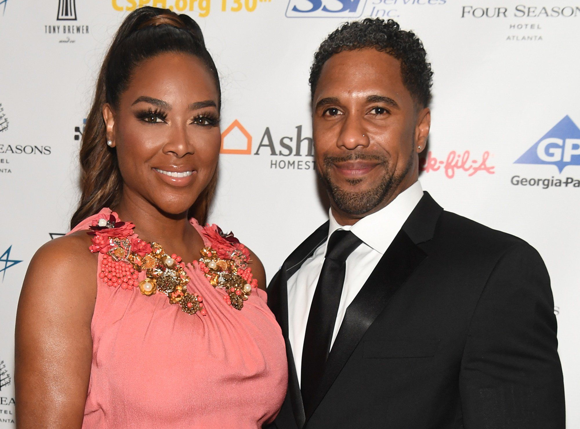 Kenya Moore Might Be Pregnant With A Baby Girl — Marc Daly