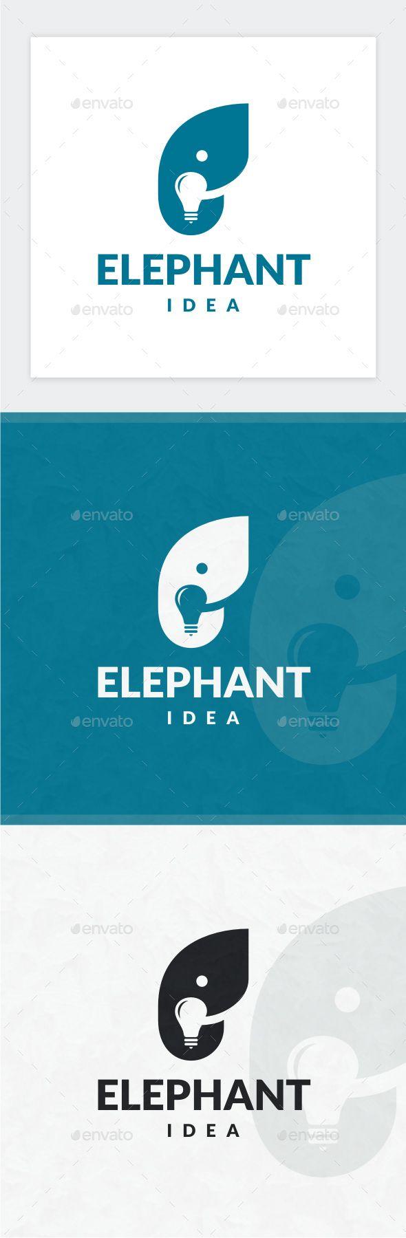Elephant Idea Logo