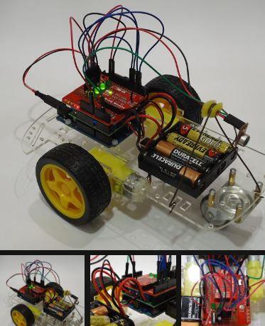Pin by Michael Brown on arduino | Arduino, Robot arm, Robot