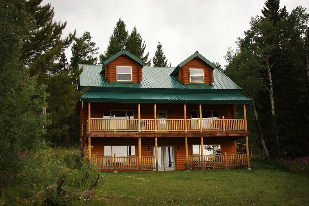 Island Park Cabin Rentals, Idaho   Our Lodges Near Yellowstone National Park .