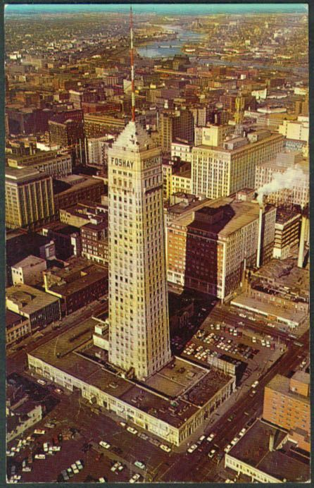 The Brick Building On Bottom Right Was My Home For 7 Months While At Mcconnell Travel School This Photo Way Before Ids Tower Built