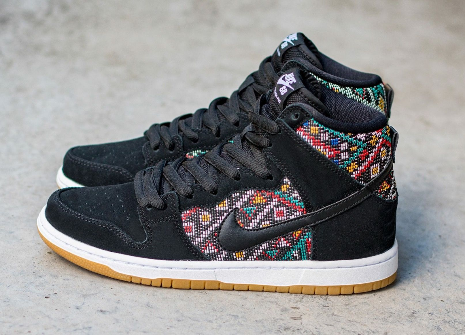 separation shoes 016b2 f5e44 ... Nike Dunk High Swoosh Social Club Duck Hunt Sole Collector Kicks  Pinterest Nike dunks, ...