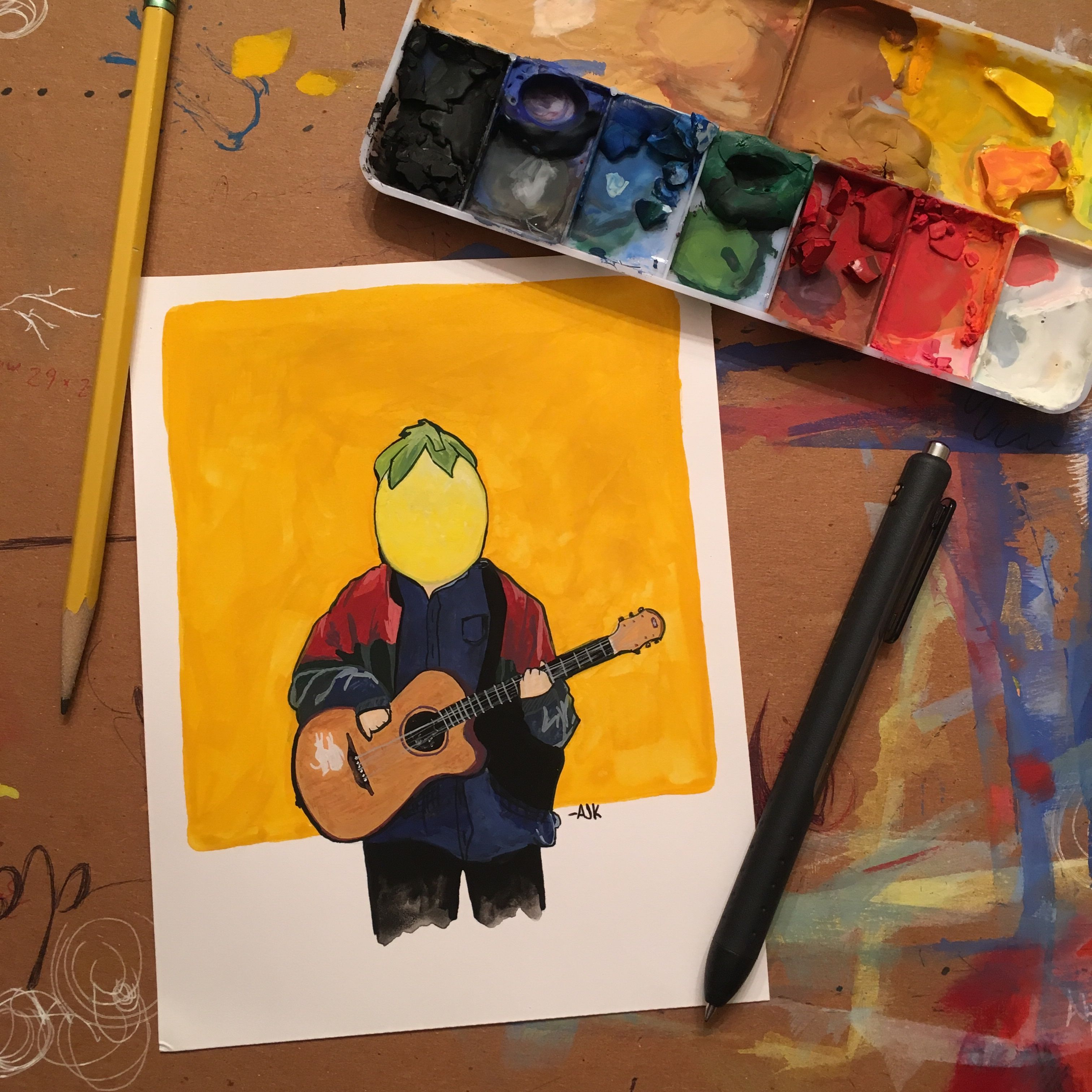 cavetown-lemon boy -ajk | Cavetown in 2019 | Art, Song
