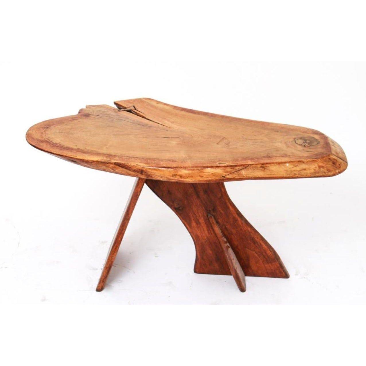 1970s Vintage Nakashimaya Style Walnut Slab Coffee Table Chairish Coffee Table Walnut Slab Coffee Table Table [ 1276 x 1276 Pixel ]