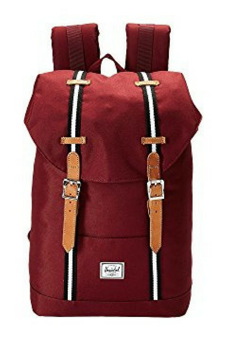 Because Herschel backpacks are cute! I would hate to get mine dirty though.
