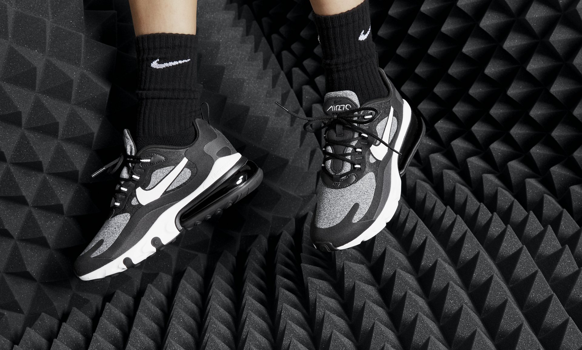 Find The Nike Air Max 270 React Optical Women 39 S Shoe At Nike Com Enjoy Free Shipping And Returns With Nikeplus Nike Tenis