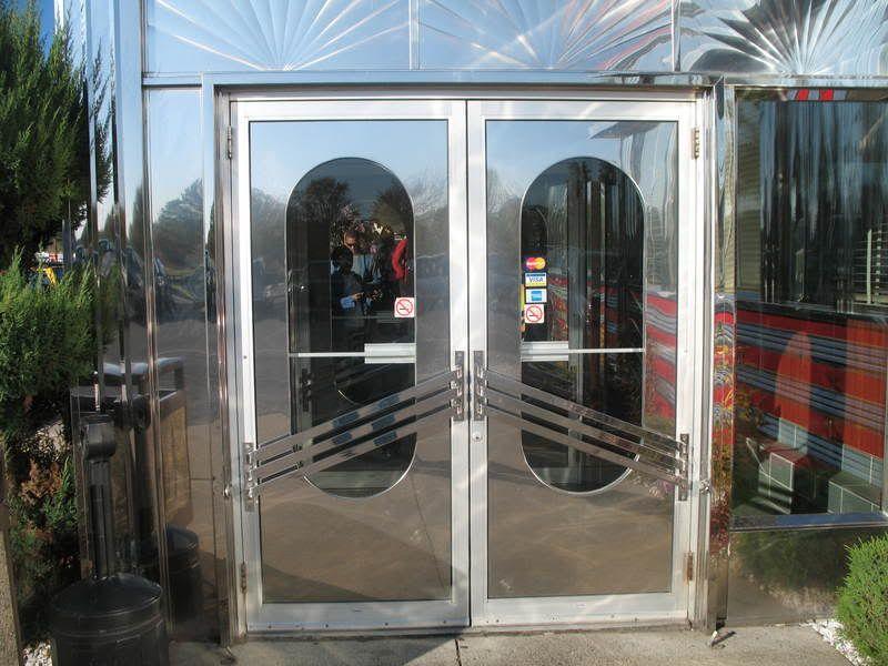 1950\u0027s Diner front door exterior & 1950\u0027s Diner front door exterior | 50\u0027s Diner | Pinterest | Front ...