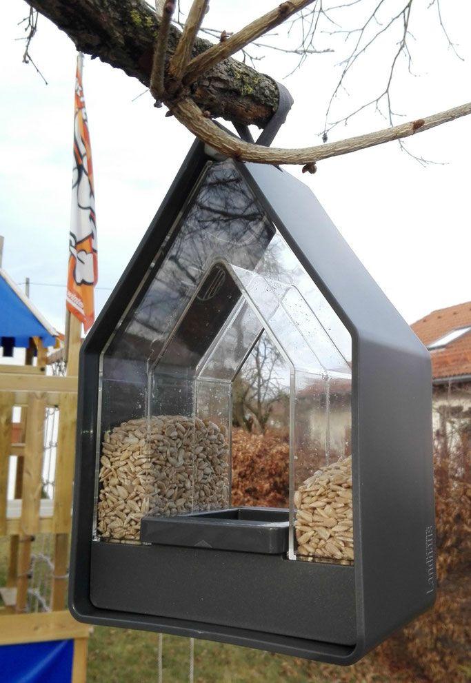 EMSA Futtersilo Vogelhaus Landhaus im Test - Sush-Testet Haus - haus garten freizeit