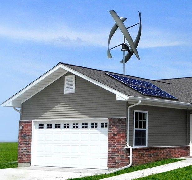 Hybrid House System