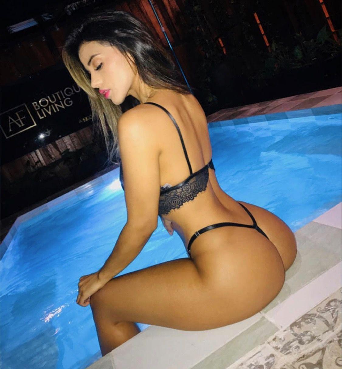 Hot latinas in thong