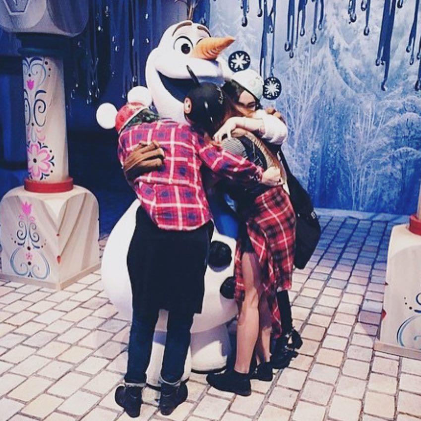 Warm hugs  #shareyourears by meganyoung