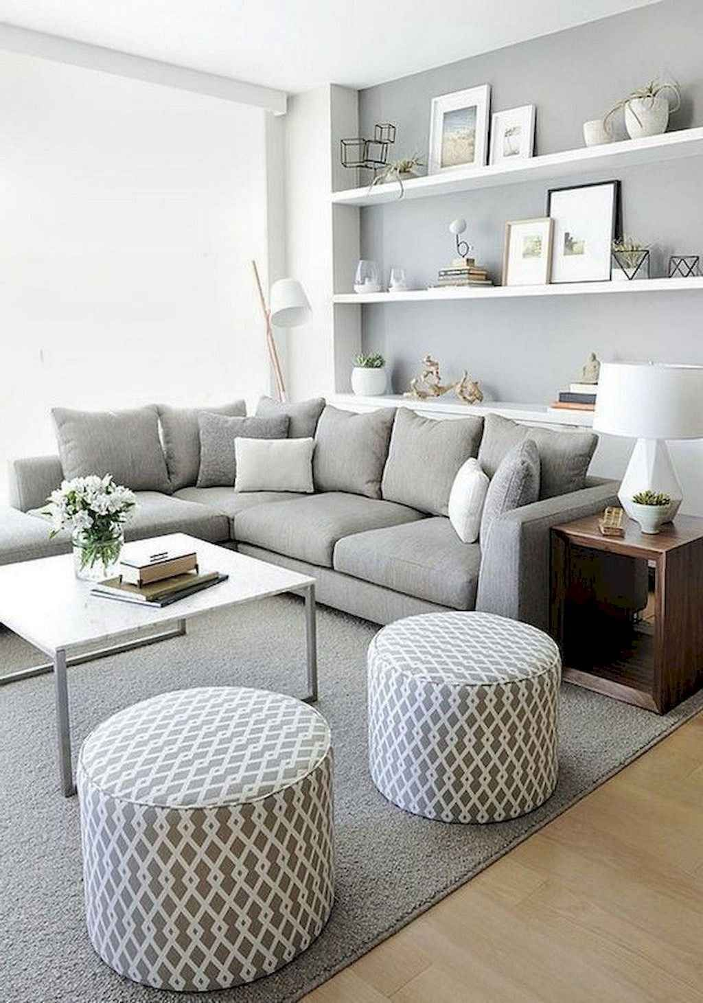 70 Best Modern Small Living Room Decor Ideas Homixover Com Small Modern Living Room Living Room Decor Apartment Modern Minimalist Living Room