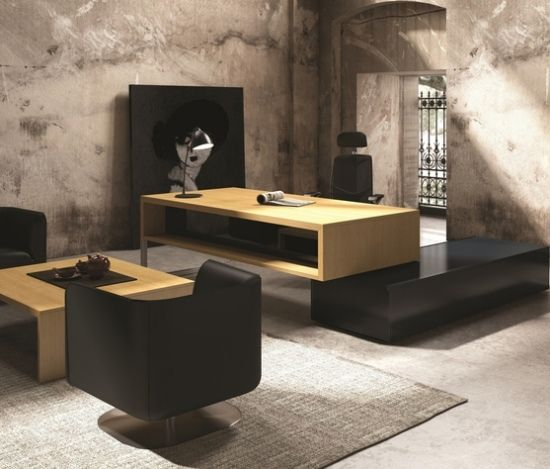 ledersessel schwarz designer büromöbel ideen ersa Ideen rund ums - ideen buromobel design ersa arbeitszimmer