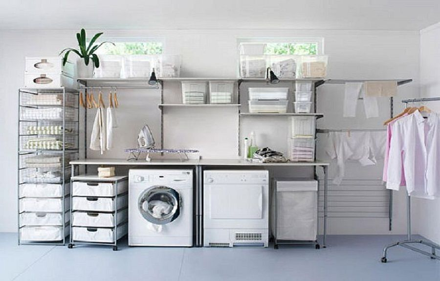 Utility Room Design Ideas ad clever laundry room design ideas 44 Clean Laundry Room Storage Design Ideas Httplanewstalkcomthe Best Laundry Room Ideas Decorating Ideas Pinterest Storage Design Laundry Room