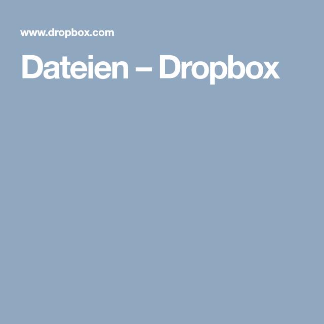 Dateien Dropbox Anleitungen, Freebooks und Digitalisierung