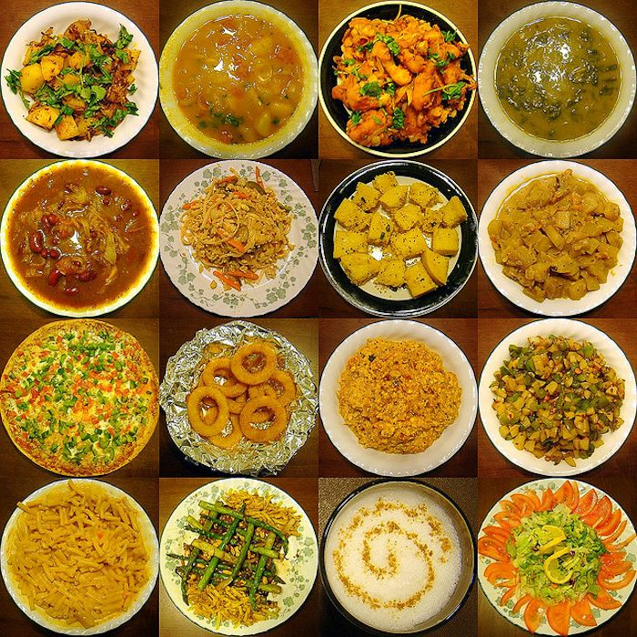 A Food Map Of India For Gluten Free And Other Special Diets