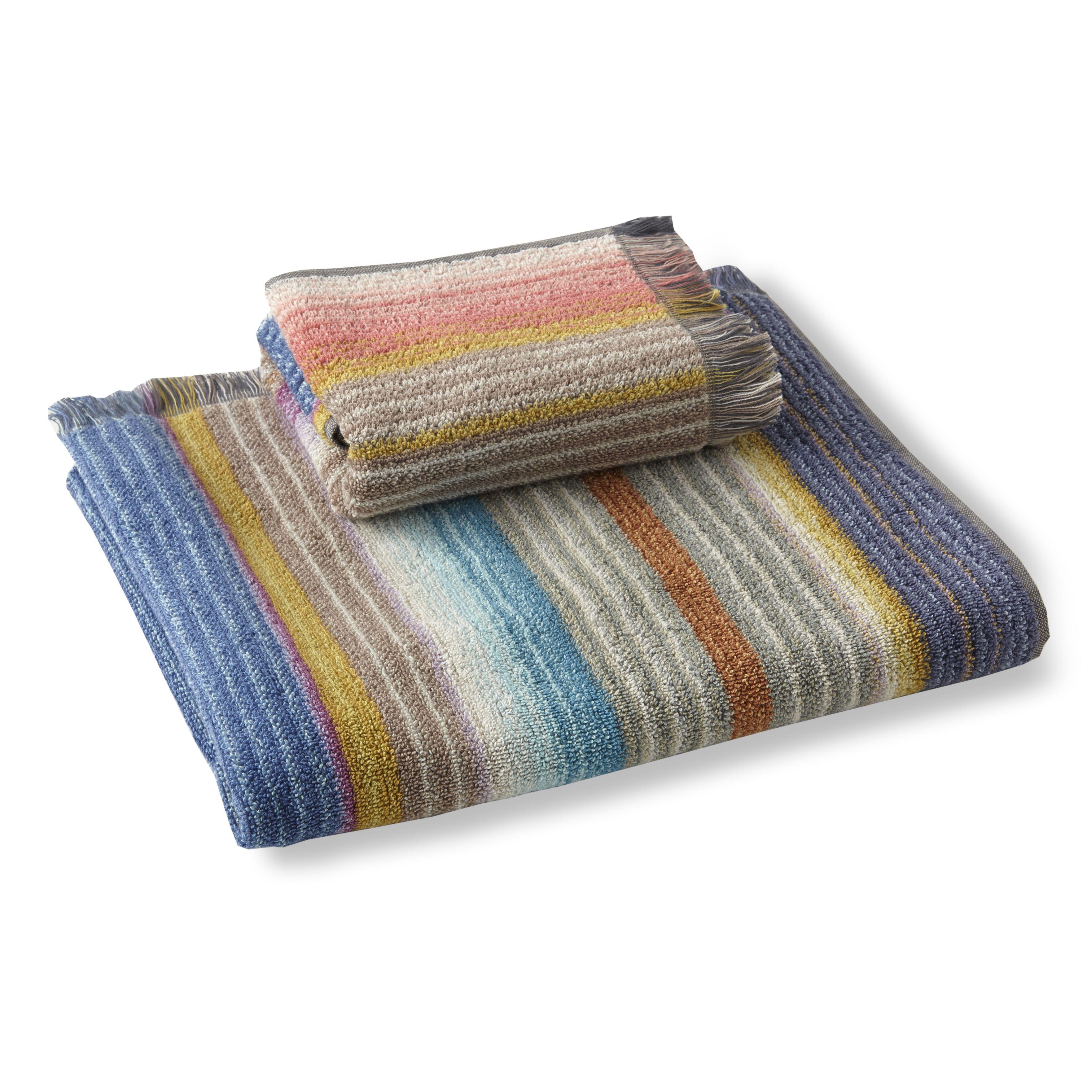 Viviette Bath Towels Set 2 Pieces Missonihome Terrytowels