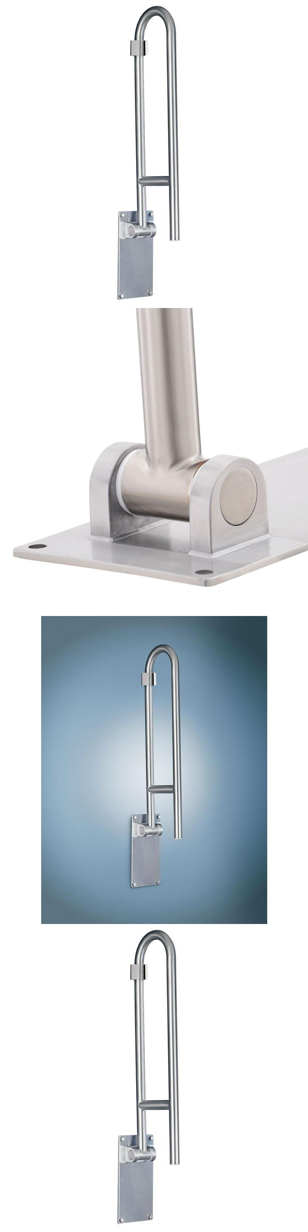 Other Accessibility Fixtures: Safer Grip Bath And Shower Handle Flip ...