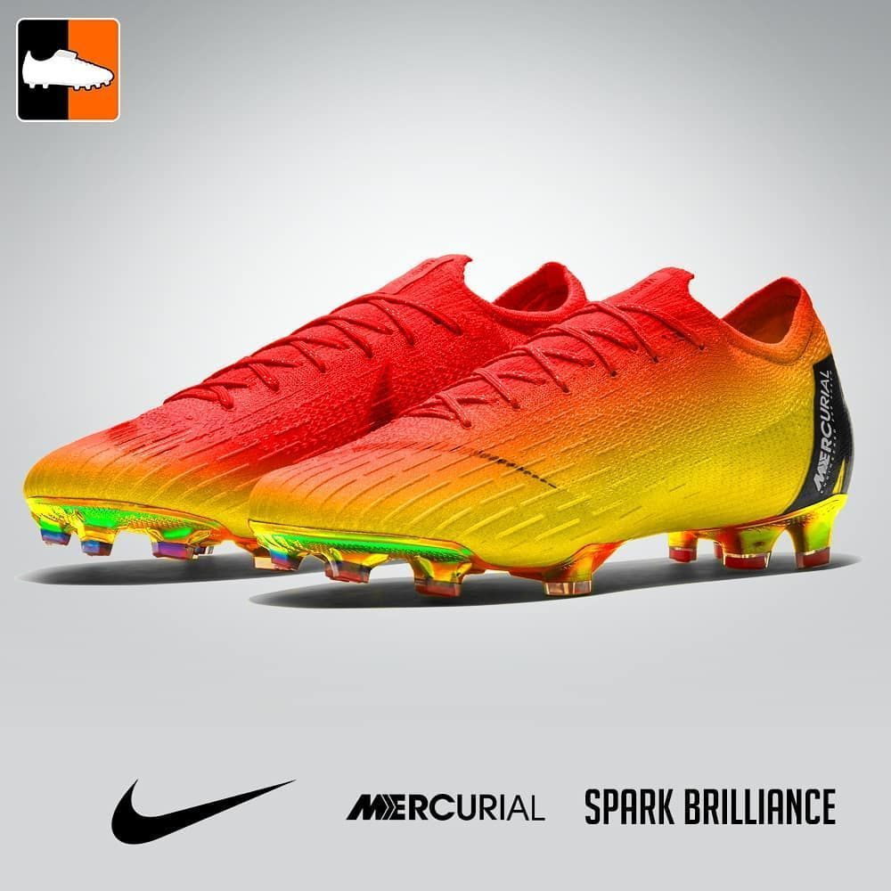 reputable site b9552 dd72d Nike  Mercurial Vapor 360  Spark Brilliance  Concept. Rate this with one  emoji