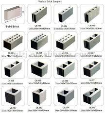 concrete block sizes google search interior pinterest concrete block dimensions. Black Bedroom Furniture Sets. Home Design Ideas
