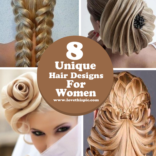 Hair designs for females