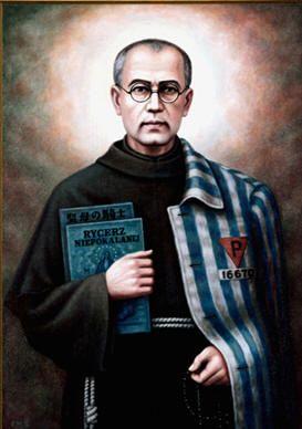 Clerical Whispers: Feast of St. Maximilian Kolbe