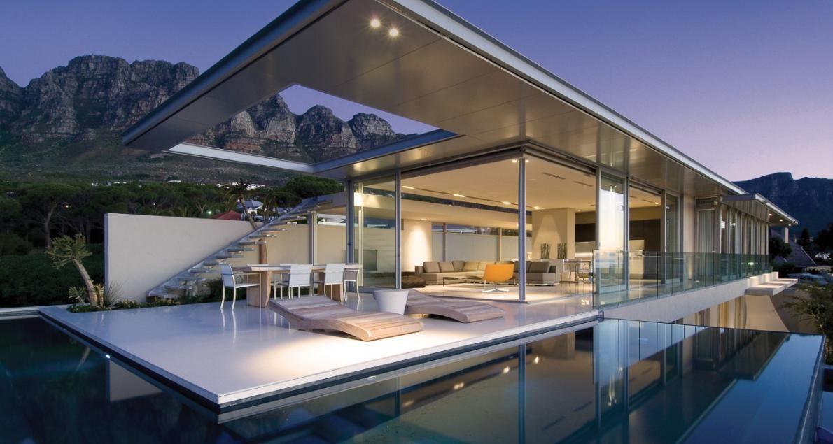 En primer lugar la Media Luna |  Ciudad del Cabo