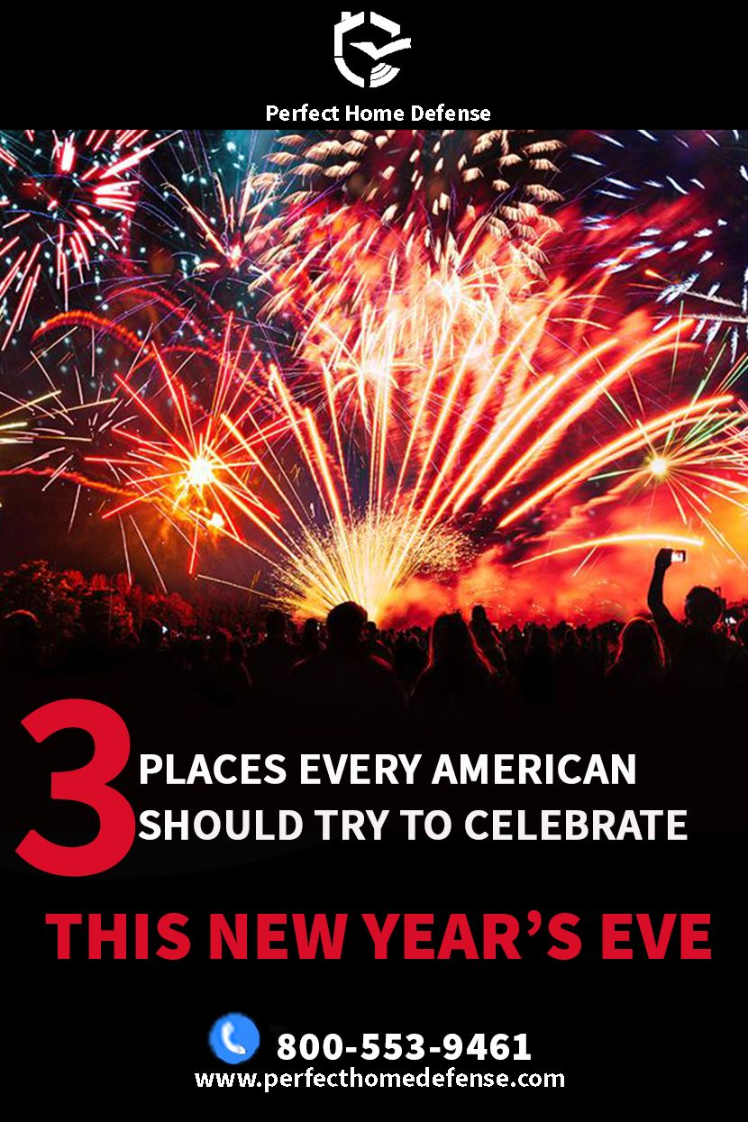 How To Celebrate This New Year Eve In Usa New Years Eve Home