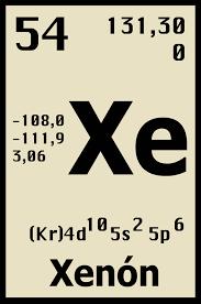 Resultado de imagen para el xenon tabla periodica estrellas de resultado de imagen para el xenon tabla periodica urtaz Gallery