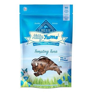 Blue Buffalo Kitty Yums Tempting Tuna With Images Tuna Cat Treats Cat Treats Cat Fleas