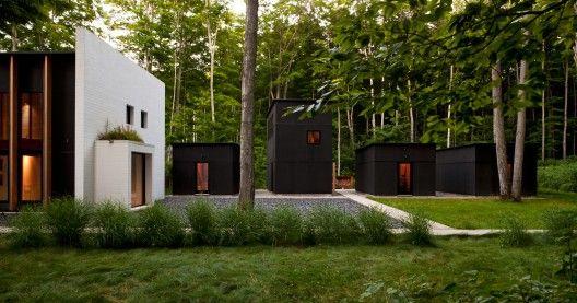 Refugio Yingst / David Salmela Architect//Michigan, Estados Unidos